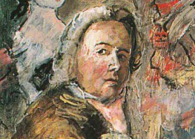 LES MAUVAISES LANGUES D'APRES «JEAN-MARC NATTIER ET SA FAMILLE» DE NATTIER 1730-1762