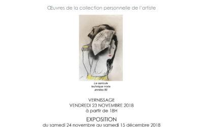 EXPOSITION LE BAL DES TETES – PARIS