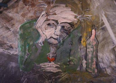 Le-poete-rimbaud--Milshtein RIDEAU detail