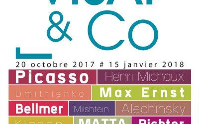 Exposition VISAT – 20 octobre au 15 janvier 2018
