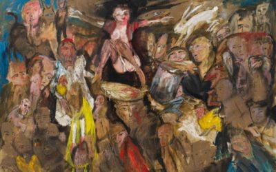 Exposition «Ivresses» Genève du 4 juillet au 23 Août 2019 – Galerie Humanit'art